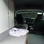 2005 camper and dog transport 150x150 Camper Vans