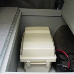2005 dual battery in rear storage 150x150 Camper Vans