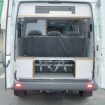 rear bed extention 150x150 Sprinter Vans