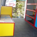 2005 Colorful Cabinet