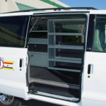 2005 Commercial Van Side Door