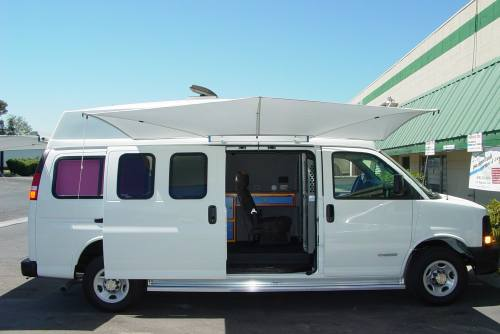 Office Vehicles Custom Van And Truck Conversions