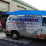 2005 Shady Boy Awning for Side of Van