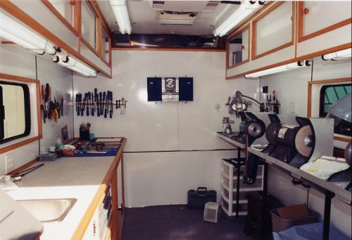 Mobile Service And Mobile Shop Trucks Custom Van And