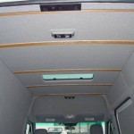 Headliner and Wood Cross Peaces