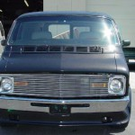 Custom Square Tube Front Grill