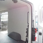 Nissan Van Side Door Open