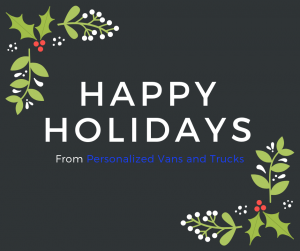 Happy Holidays from Personalized Vans and Trucks (1)